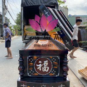 Hòm Đài Loan sơn mài
